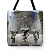 Vigelands Fountain 2 Tote Bag