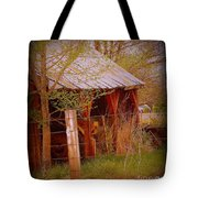 Vignette Of The Past Tote Bag