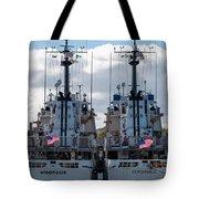 Vigorous And Dependable Tote Bag
