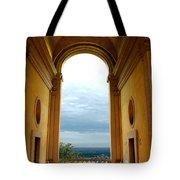 Villa Deste Tivoli Italy Tote Bag
