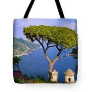 Villa Rufolo Tote Bag