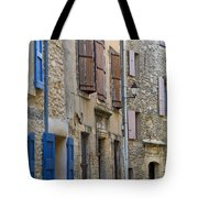 Village Apartments Tote Bag