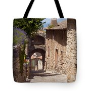Village Lane Tote Bag
