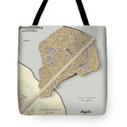 Village Of Aquila Tote Bag