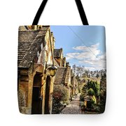 Village Of Winchcombe Tote Bag