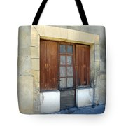 Village Square Tote Bag