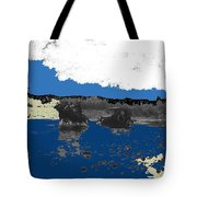 Villa's Car Pulled By Horse Riders Durango 1922-2013 Tote Bag