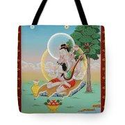 Vinapa Mahasiddha Tote Bag