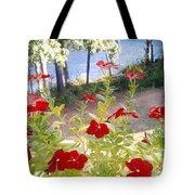 Vinca Lakeview Tote Bag
