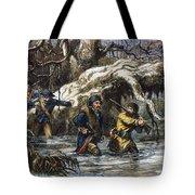 Vincennes: March, 1779 Tote Bag by Granger
