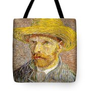 Vincent Van Gogh Quotes 6 Tote Bag