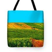 Vincent Van Gogh's Inspiration Tote Bag
