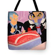 Vincent Price's Birthday Tote Bag