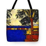 Vincent's Japanese Garden Tote Bag