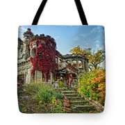 Vine Covered Tote Bag