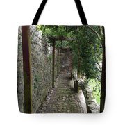 Vine-covered Passage Tote Bag