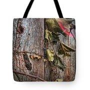 Vines And Barns Tote Bag