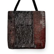 Vines Of Decay Tote Bag