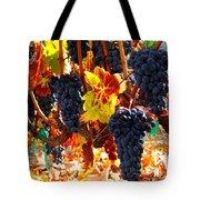 Vineyard 8 Tote Bag