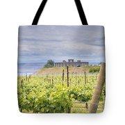 Vineyard In Maryhill Washington State Tote Bag