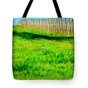 Vineyard Path 22628 Tote Bag