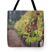 Vineyard View Tote Bag