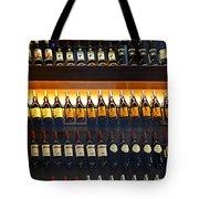 Vino Tote Bag by Laura Fasulo