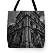 Vintage Albany Tote Bag