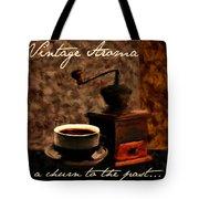 Vintage Aroma Tote Bag