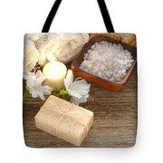 Vintage Aromatherapy Tote Bag