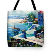 Vintage Art Tote Bag