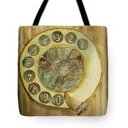 Vintage Aussie Rotary Tote Bag