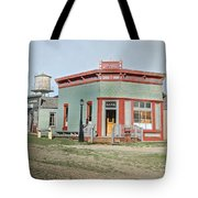 Vintage Bank Tote Bag