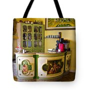 Vintage Bar - Hotel Subasio - Assisi Italy Tote Bag