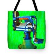 Vintage Barber Chair - 20130119 - V2 Tote Bag
