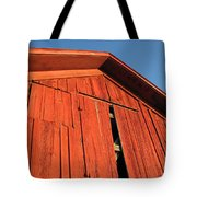 Vintage Barn Aglow Tote Bag