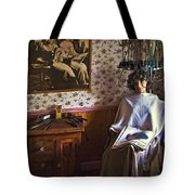 Vintage Beautification Tote Bag