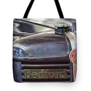 Vintage Bedford Truck Tote Bag