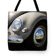 Vintage Beetle Tote Bag