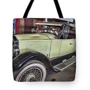 Vintage Bugatti  Tote Bag