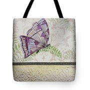 Vintage Butterfly-jp2568 Tote Bag