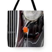 Vintage Car 5933 Tote Bag