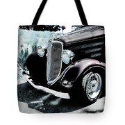 Vintage Ford Car Art 1 Tote Bag