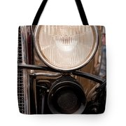 Vintage Car Details 6295 Tote Bag