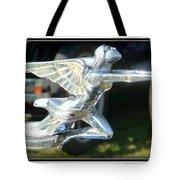 Goddess Of Speed Packard Hood Ornament  Tote Bag