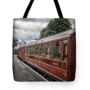 Vintage Carriages Tote Bag