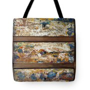 Vintage Chest Of  Drawers Tote Bag