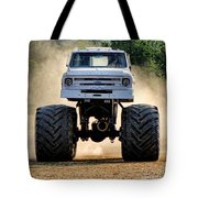 Vintage Chevy Monster  Tote Bag