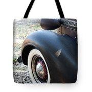 Vintage Chrysler Automobile Poster Look II Usa Tote Bag