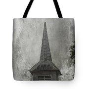 Vintage Church Tote Bag